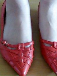 Teens wife, Teens nylons, Teens nylon, Teens flats, Teen, nylon, Teen shoes