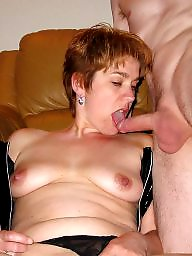Mature blowjob, Penis, Mature blowjobs