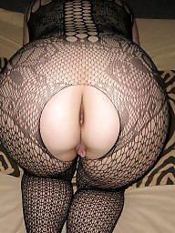 Fishnet, Milf lingerie, Wife, New, Amateur stockings, Wife lingerie