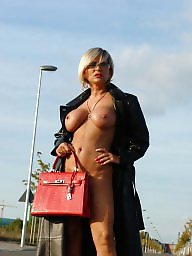 Mature leather, Leather, Lady