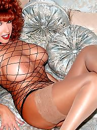 Redheads red, Redheads stockings, Redhead stocking, Redhead stockings, Red stockings, Red stocking
