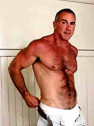 Mature hairy, Daddy, Hairy mature