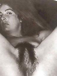 Vintage, Hairy vintage
