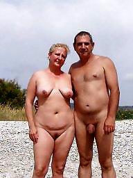 Couples, Beach, Couple, Public