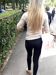 Candid ass, Leggings, Teen leggings, Candid teen, Candid, Teen
