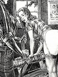 Bdsm cartoons, Bdsm cartoon, Punish, Public bdsm