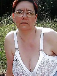 Mature bra, Big bras, Grandmas, Grandma, Mature boobs, Mature big boobs
