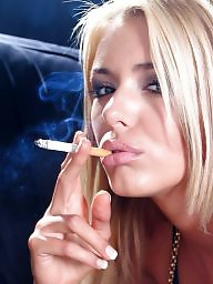 Smoking, Babes, Wanking