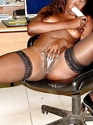 Ebony amateur, Pool