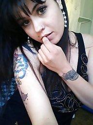Tattooing, Tattooed amateur, Tattoo,s, Tattoo,, Tattoo, Sexy brunette