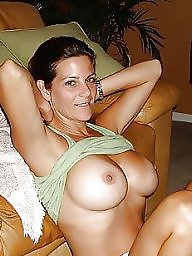 Mature topless, Topless, Cougar, Cougars