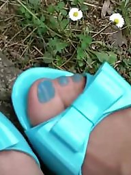 Blues feet, Milf feet