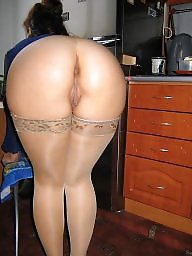 Stockings, Stocking, Old young, Milf, Young, Milfs