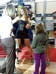 Hidden cam, Heels, High heels, High heel