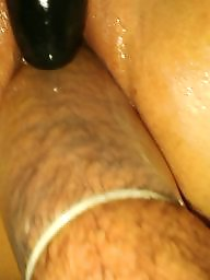 Fisting, My wife, Gaping, Gaping pussy, Amateur pussy