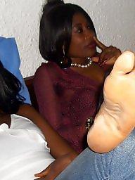 Ebony soles, Goddess