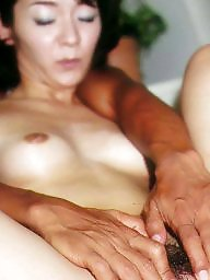 Japanese, Asian mature