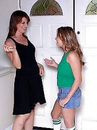 Mature lesbians, Mature lesbian, Linda