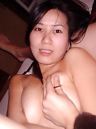 Asian amateur, Wild, Beautiful, Asian