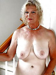 Grannies, Bbw stockings, Granny stockings, Granny boobs