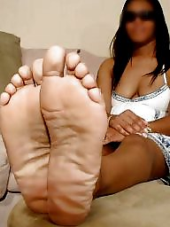 Ebony feet, Feet, Black feet