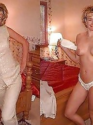 Undressed, Mature women, Amateur mature