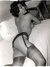 Vintage stockings, Bisexual