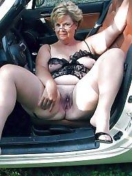 Granny stockings, Granny boobs