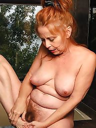 Redhead hairy, Granny hairy, Mature redheads, Granny spreading, Granny pussy, Mature redhead
