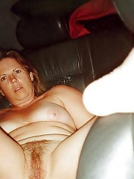 Public milf, In car, Cars