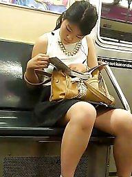 Socks, Asian voyeur, Cute
