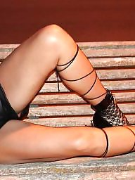 Stockings voyeur amateur, Stocking amateur voyeur, Maria v, Maria m, Maria k, Anna,stockings