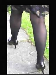Bbw stocking, Bbw heels, Bbw stockings, Heels