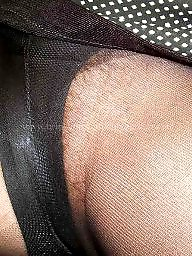 Mature upskirt, Skirt