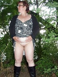 Bbw outdoor, Bbw flashing, Outdoor, Outdoors, First, Amateur outdoor