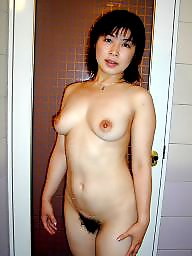 Asian hairy, Japanese, Hairy asian, Fat