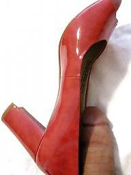 Heels, Panties, Amateur heels, Pantys