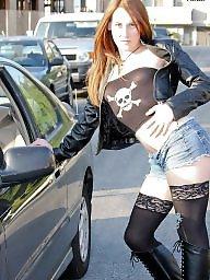 Whore, Prostitute, Prostitutes, Public stockings, Whores, Amateur stockings