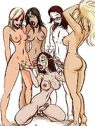 Comics cartoon, Comic, Comics, Cartoon blowjob, Cartoons, X comics