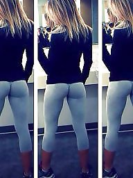 Leggings, Leg, Leggings ass