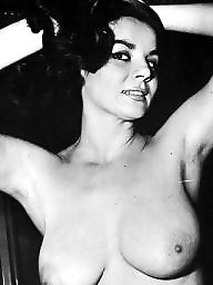Vintage tits, Vintage boobs, Vintage big tits, Vintage, Retro