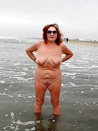 Walk on, Walking,, Walking mature, Walking, Public walk, Public beach nude