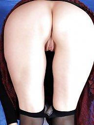 Annabelle, Milf ass, Mature ass