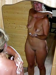 Mature nipples, Mature tits