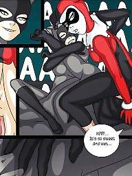 Comic, Cartoon comics, Batman, Cartoon comic, Cartoon, X comics