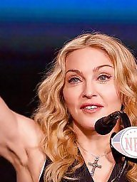 Celebrity fakes, Madonna, Muscular