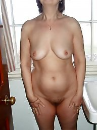 Mature tits, My wife