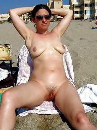 Nudist milf beach