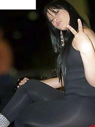 Tight, Latina ass, Camel toe, Mound, Tights, Sexy ass