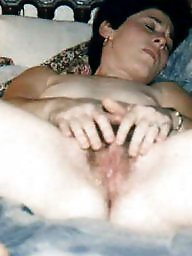Amateur mature, Mature wife